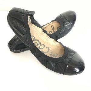 Sam Edelman Leather Ballet Flat 8M